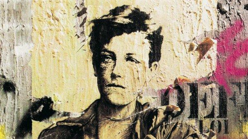 Arthur Rimbaud's poems