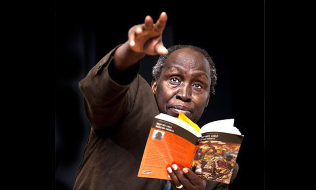 Happy 82nd Birthday, Ngūgī wa Thiong'o!